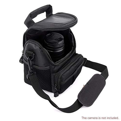 Bolsa para cámara de cámara SLR/DSLR Gadget bolsa acolchada hombro bolsa de transporte impermeable antigolpes