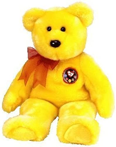 TY Beanie Buddy - TRADEE the Bear (13 inch - Internet Exclusive) by BabyCentre