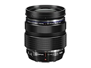 Olympus M.Zuiko Objectif Digital ED 12-40mm F2.8 PRO, zoom universel, compatible tout appareil Micro 4/3 (modèles Olympus OM-D & PEN, Panasonic G-series), Noir (B00EY6AV50) | Amazon price tracker / tracking, Amazon price history charts, Amazon price watches, Amazon price drop alerts