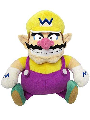 Sanei Super Mario All Star Collection 10'Wario...