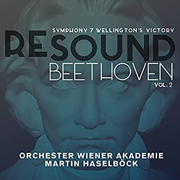 Beethoven: Symphony 7 & Wellington's Victory (Resound Collection, Vol. 2)