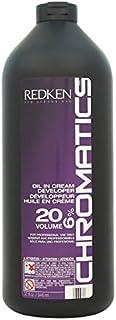 Redken Chromatics Oil In Cream Developer -20 Volume 6%, 946 ml