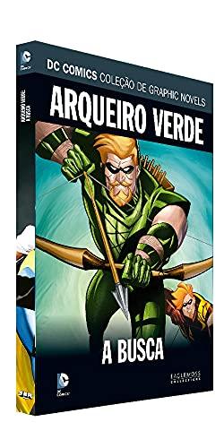Dc Graphic Novels Ed. 148 - Arqueiro Verde. A Busca