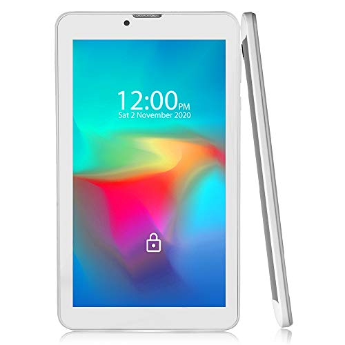 Indigi 4G LTE GSM Unlocked Ultra Slim 7-inch Android Pie Tablet & Dual SIM Smartphone with Wi-Fi & Bluetooth Enabled