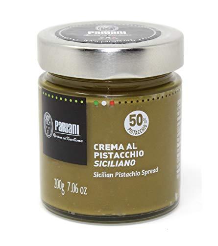 PARIANI, Crema Spalmabile al Pistacchio Siciliano - 200 g