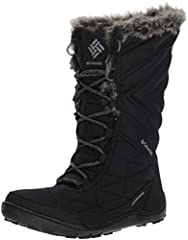 ADVANCED TECHNOLOGY: The textile upper features our signature waterproof and breathable membrane construction, that will keep your feet dry and warm across a wide range of winter fun. HIGH-TECH INSULATION: Utilizing our Omni-HEAT thermal reflective l...