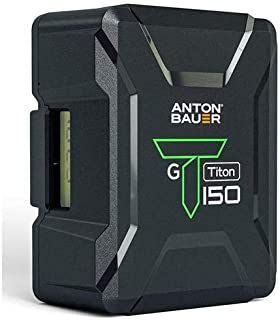 Anton Bauer Titon 150 14.4V 156Wh Gold Mount Lithium Ion Battery