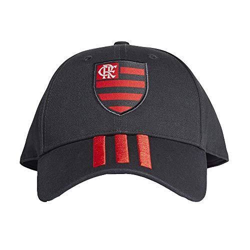 Boné Adidas Flamengo 3 Stripes Cr Cy5542