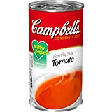 Campbell's CondensedHealthy Request Family Size Tomato Soup, 23.2 oz. Can