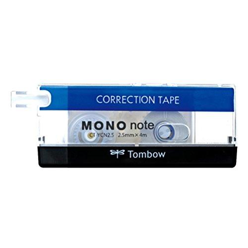 トンボ鉛筆 修正テープ モノノート CT-YCN2.5 スタンダード