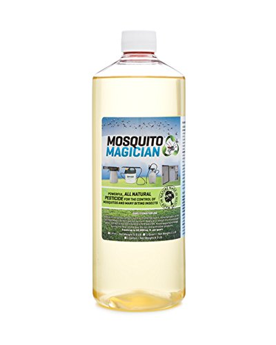Mosquito Magician Natural Mosquito Killer & Repellent Concentrate 1 Quart