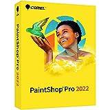 Corel Paintshop Pro 2022  Photo Editing & Graphic Design Software   Ai Powered Features [PC Disc]