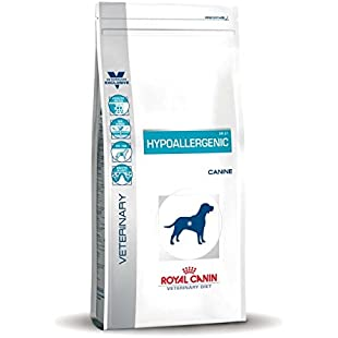 Royal Canin Veterinary Hypoallergenic Dry Dog Food 14Kg:Eventmanager