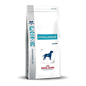 Royal Canin Vdiet Hypoallergenic - Croquettes hypo allergéniques pour Chien 14 kg