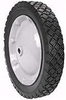 Mr Mower Parts Lawn Mower Wheel for Snapper # 3-5726, 4-4743, 7035726, 7035726YP Steel Wheel 10