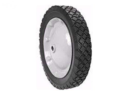 "Mr Mower Parts Lawn Mower Wheel for Snapper # 3-5726, 4-4743, 7035726, 7035726YP Steel Wheel 10"" x 1.75"" Drive Wheel"