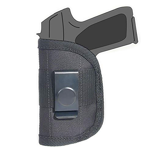 IWB Concealed Holster fits Glock 22 with LaserMax Micro