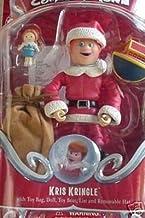 Memory Lane Santa Claus is Coming to Town Kris Kringle Action Figure