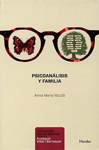Psicoanálisis y familia (Salud Mental)