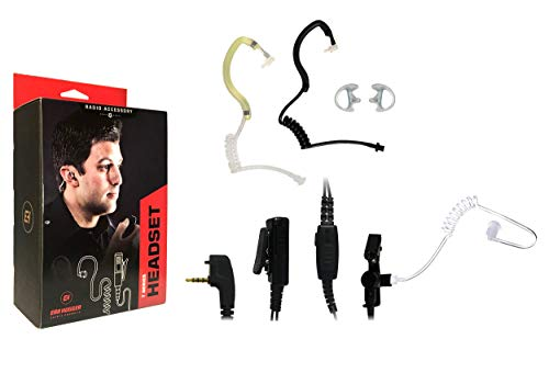Sale!! Earhugger Radio Earpiece for Motorola Vertex Standard EVX-534 EVX-531 VX-231 and VX-261, EH-P...