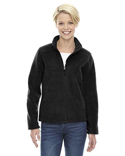 North End Polaire pour femme vestes - Noir - XXX-Large