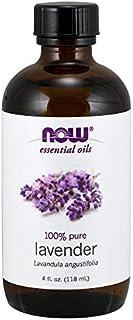 NOW Essential Oils, Lavender Oil, 4 Fl. Oz (Pack of 1)
