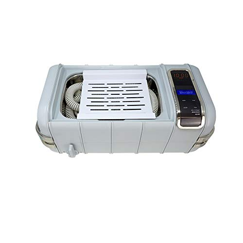 iSonic Ultrasonic Cleaner P4831+WB, 3.2Qt/3L, 110V for North America, with SS. Weight Bracket