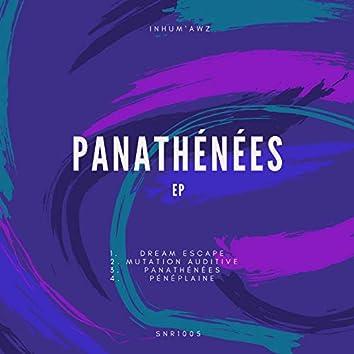Panathénées EP