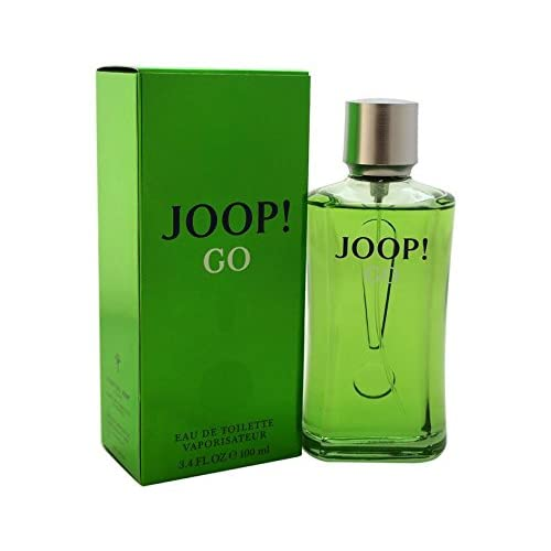 Joop! Go By Cologne For Men (EDT Spray 3.4 Oz)