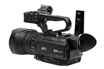 JVC GY-HM180U Camcorder 3.5  Black