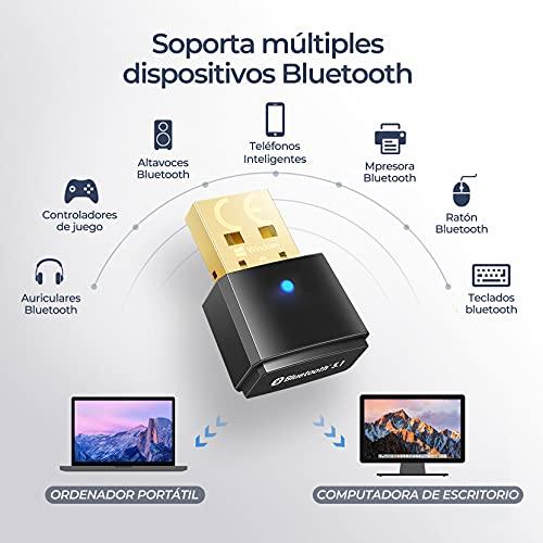 MW Audio NY Adaptadores de red Bluetooth
