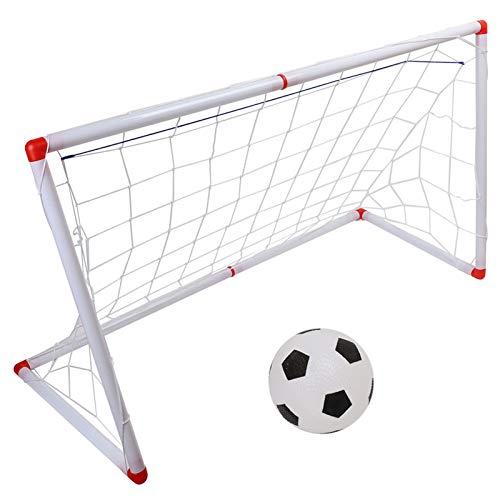 Oure Red para Postes De Portería para Niños, Red para Postes De Fútbol Fácil De Instalar Conveniente para Acampar para Niños(106cm)