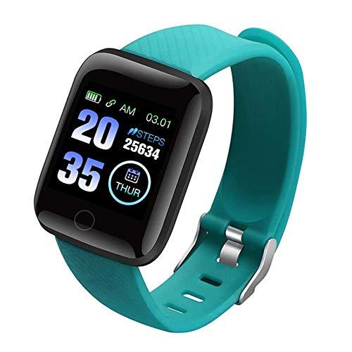 lefeindgdi 116 PLUS Color Screen Smart Watch, Heart Rate Blood Pressure Waterproof Fitness Tracking Watch, Electronics Sport Wrist Watch For Women Men