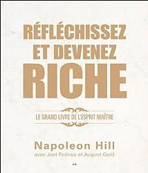 livre Réfléchissez et devenez riche