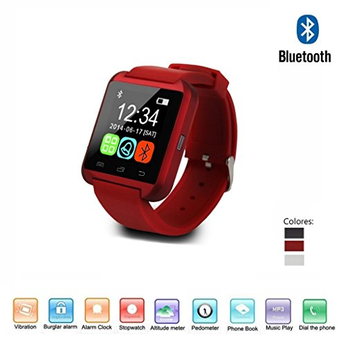 NavLine U8 Smartwatch Reloj Inteligente (Pantalla 1.44