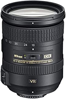 AF-S DX NKR 18-200MM F/3.5-5.6G ED VR II (Renewed)