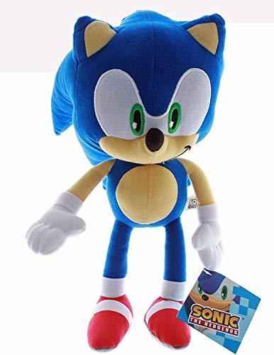 Super Sonic The Hedgehog Classic 11.5' Plush Toy