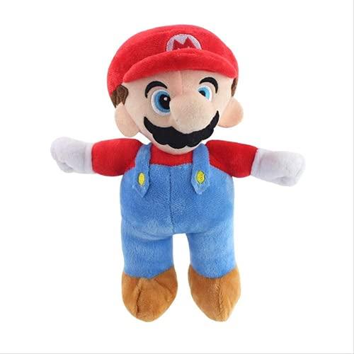 Jwmdew Super Mario Bros. Louis Jifeng Juguete Doll Anime Game Perifheral Muñeca Regalo 40 cm