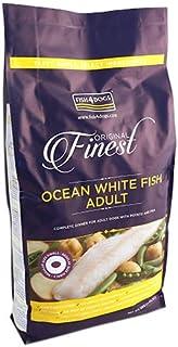 フィッシュ4ドッグ ドッグフード ファイネスト オーシャンホワイトフィッシュ 小粒 サーモン 12kg