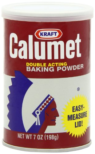 Calumet Baking Powder (7 oz Canisters, Pack of 24)