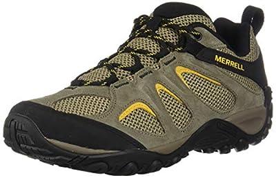 Merrell Men's, Yokota 2 Hiking Sneaker - Wide Width Boulder 14 W