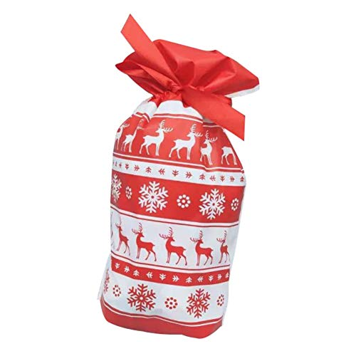 ARTIFUN schattige kerstman snoep zakken zak zoete snoep koekje zak kerstboom decoratie general C9