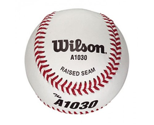 La balle de baseball Wilson ligue officielle