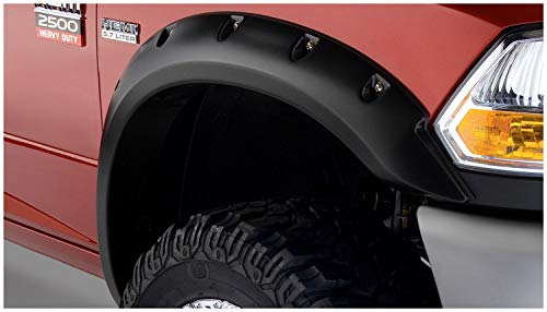 dodge fender flares bushwacker - 5