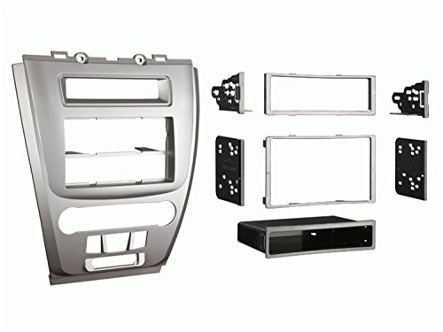 Metra 99-5821S Single or Double DIN Installation Dash Kit for 2010 Ford Fusion...
