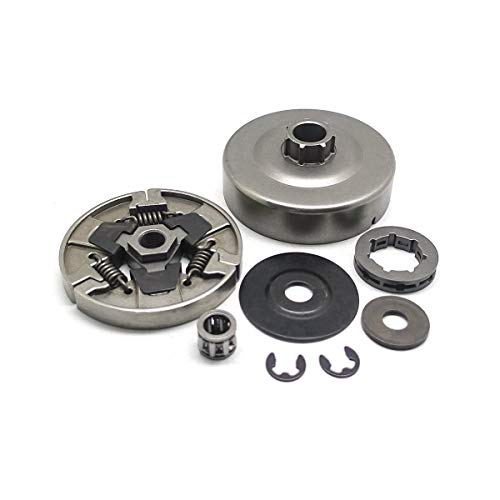 NEO-TEC Crankshaft with Woodruff Key Kit for Chainsaw Stihl 024 026 MS260 OEM #1121 030 0405#1120 036 8500