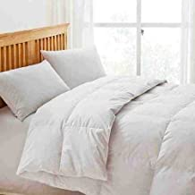LUXURY GOOSE FEATHER AND DOWN DUVET QUILT 13.5 TOG King by Nights uk