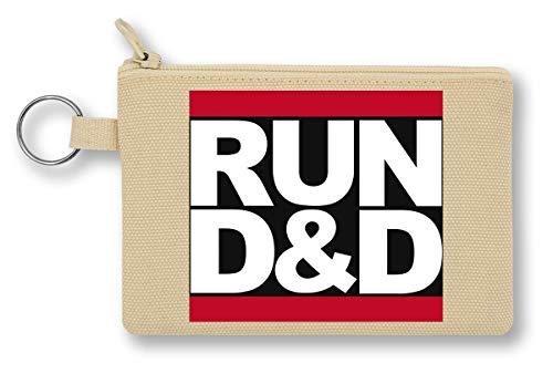 Run D & D portemonnee met ritssluiting