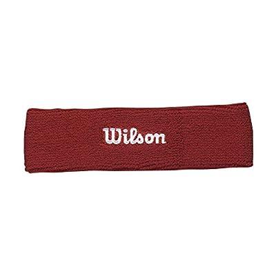 Wilson Tennis-Stirnband Weiches Material
