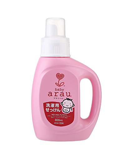 arau laundry detergent for baby VERY POPULAR in Japan!!!